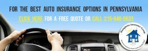 Car Insurance Quotes Philadelphia